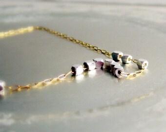 Gold & Silver Bracelet - Simple - Everyday Jewelry