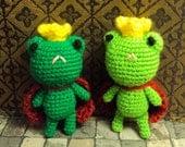 Frog Prince Brothers