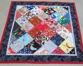 Yoshiko Yeto MT-BC, Kenji's Quilt, Japan Relief