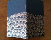 Gold Hand Drawn Pocket Notebook
