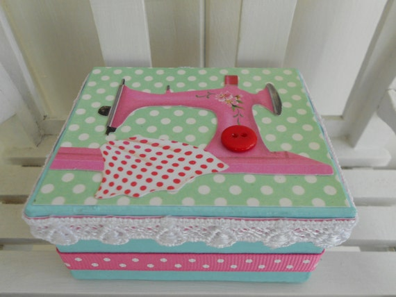 My little sewing box