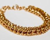 Box Chain Maille Bracelet