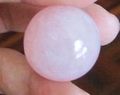 Rose Quartz Gemstone Sphere
