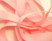 "5/8"" Grosgrain Ribbon - Light Pink"