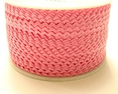"11/64"" Polyester Rick Rack - Pink"