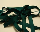 "5/8"" Grosgrain Ribbon - Hunter Green"
