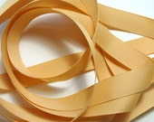 "5/8"" Grosgrain Ribbon - Toffee"