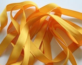 "5/8"" Grosgrain Ribbon - Light Gold"