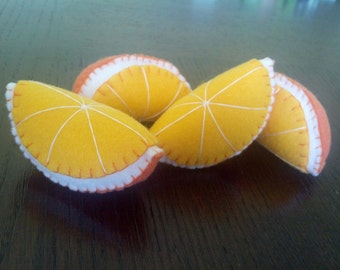 Eco Friendly Orange Slices