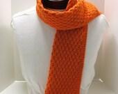Orange Scarf MLHC-E