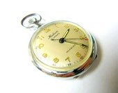 Watch Swiss HUDSON Swiss Watch Vintage Swiss Made Pocket Watch Rare Beautiful Watch Great Condition ON SALE