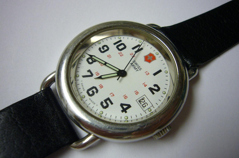 victorinox swiss army watch | eBay