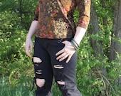 Midnight Foliage Shirt