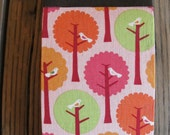 Fabric Recycled Journal