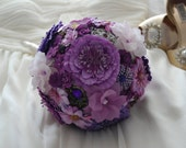 The Connie Bouquet from the Romantica Collection