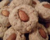 Almond Baklava COOKIES two dozen