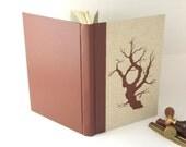 Tree Journal - Handmade Journal