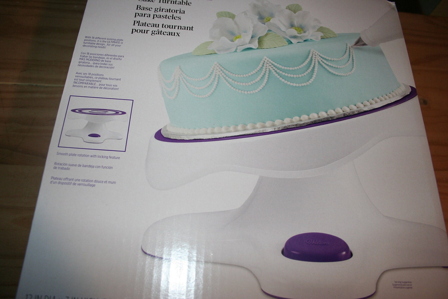 Items Similar To Wilton Cake Decorating Supplies 18 Angle