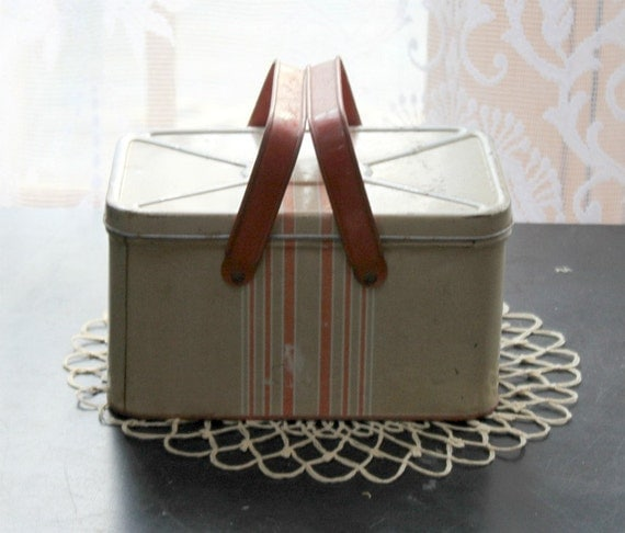 Vintage  Childrens Lunchbox