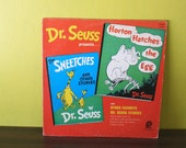 Dr. Seuss Horton Hatches The Egg ,The Sneetches and Other Stories Vinyl LP