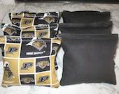 Purdue University Boilermakers Cornhole Bags Set of 8 ACA CERTIFIED
