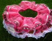 SALE--Cowgirl Infant Tutu was 35.00
