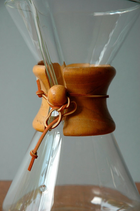 Vintage Chemex W. Germany Coffee Maker / Carafe by luola on Etsy