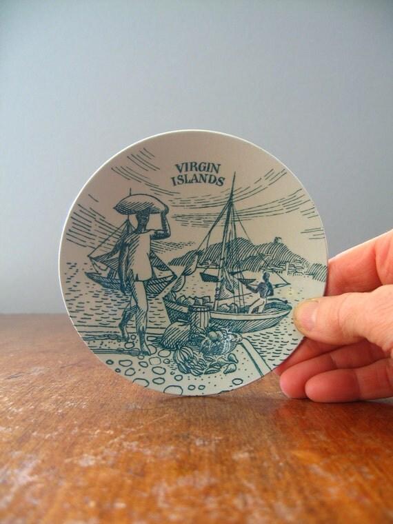 Vintage Danish Modern Nymolle Porcelain