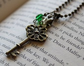 The Keys to Hogwarts....Slytherin