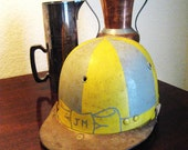 Rare Antique Horse Jockey Helmet 1930's