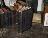 Antique French Bible 1853