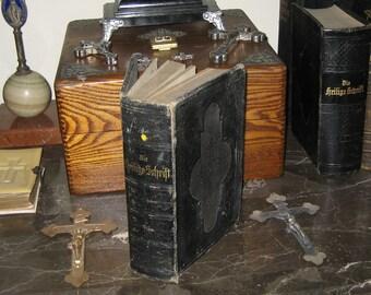 Antique German Bible 1887