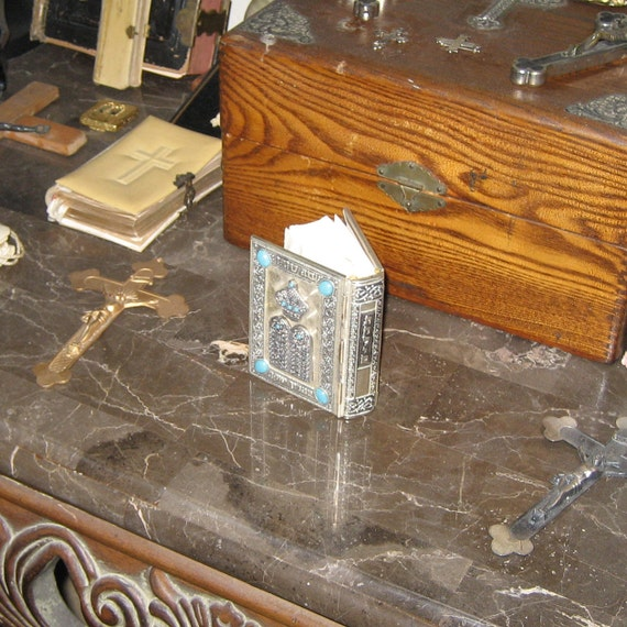 Antique Judaica Hebrew Bible