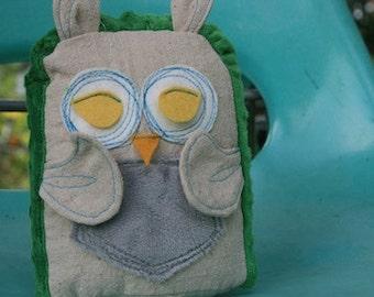 Cutie Stuffed Owl Pattern