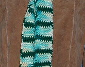 Spearmint Scarf - Extra Long