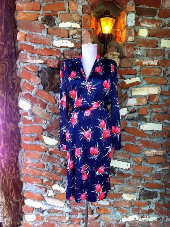 Fabulous Rosebud Dress