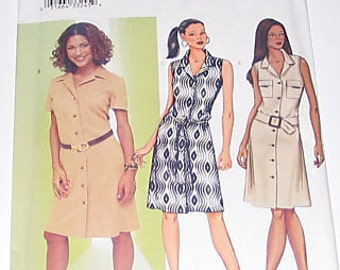 OOP  Butterick Womens Sewing Pattern 3059 size 6,8,10 Uncut