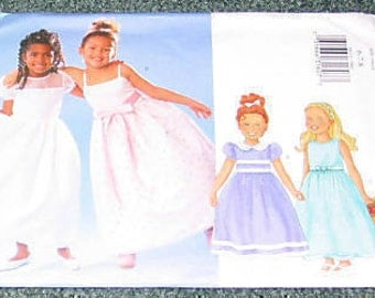 OOP Butterick Sewing Pattern  size Child 6/7/8 Uncut