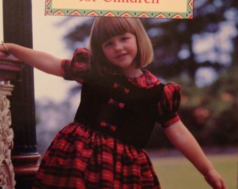 Creative Clothes and Accessories for Children by Kathleen Baxland 1999