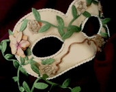Lady Awaken Woodland Sprite / Venetian Inspired Mask