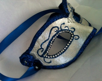 You Choose Prom or Special Event - Custom Venetian Style Mask