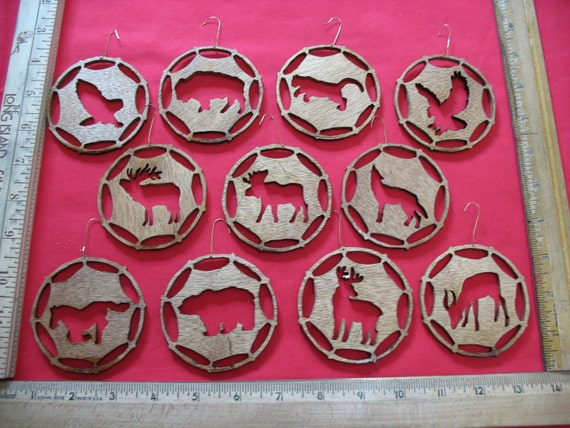 Scroll Saw Ornaments For Sale