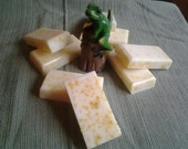 Lemongrass/Lemon Zest/Bamboo Shea Butter Soap- 4oz bar