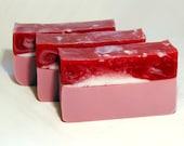 Sweet Cranberry Shea Butter Fruity Soap