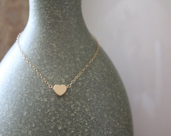 Sweetheart Bracelet // Gold or Silver