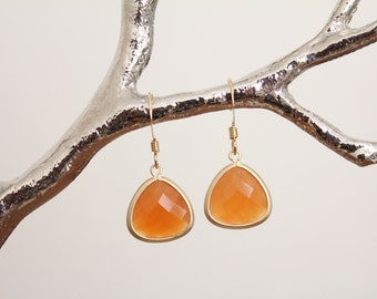 Tangerine Glass Drops