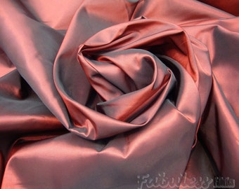 50 yards Garnet Dress Drapery Taffeta fabric