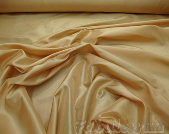 Banana Dress Drapery Taffeta fabric per yard