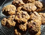 Quinoa Cherry Chocolate Chip Cookies, Gluten Free Recipe