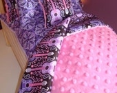 20% OFF SALE 5-Piece Bedding Set Fits American Girl Doll Bed